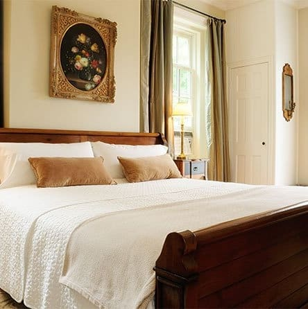 Bed and Breakfast CT - French Room